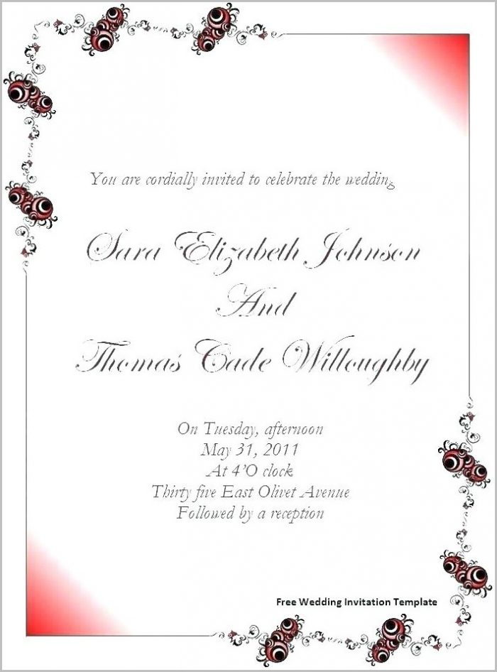 Free Invitation Maker Download