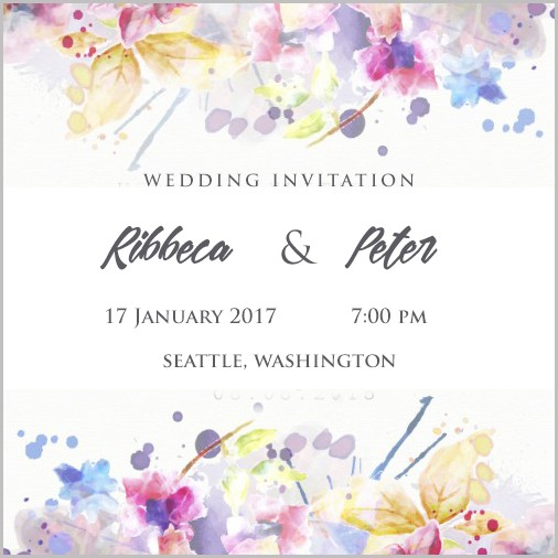 Free Invitation Maker Online