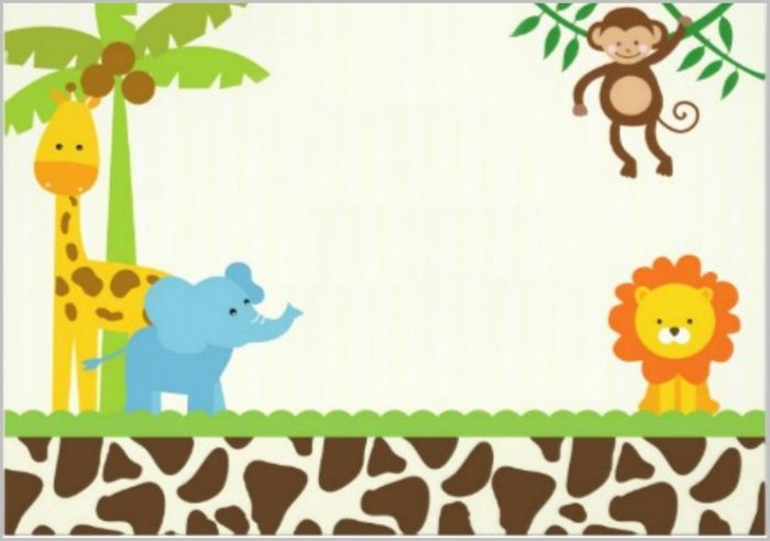 Free Zoo Invitation Templates