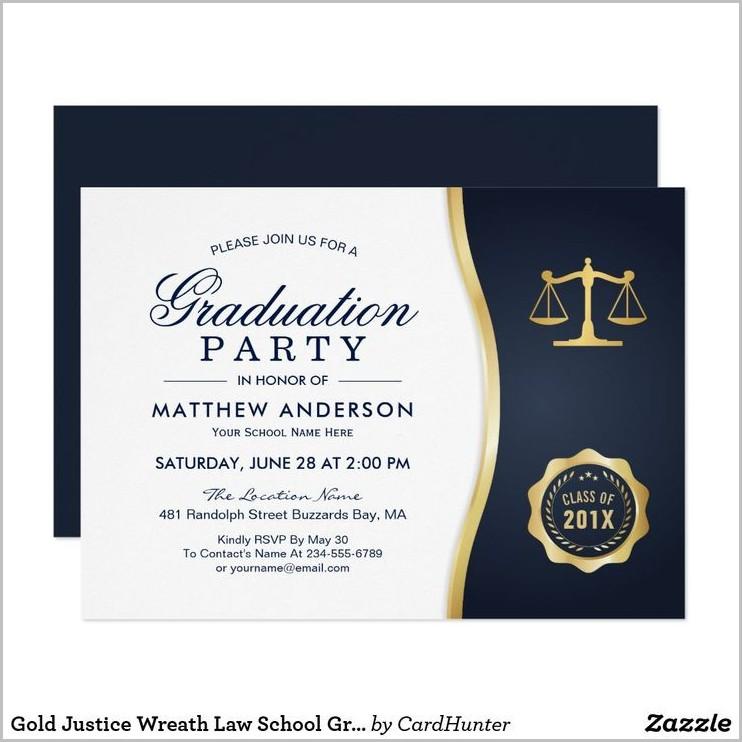 Graduation Invitation Card Maker
