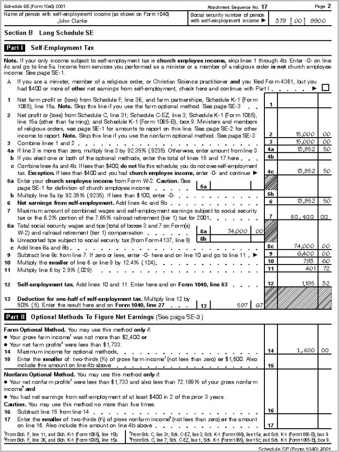 Irs Form 1040 Schedule J Instructions