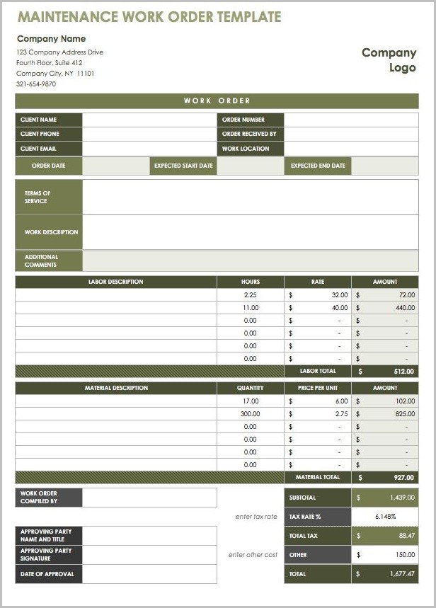 Paycheck Stub Template Excel