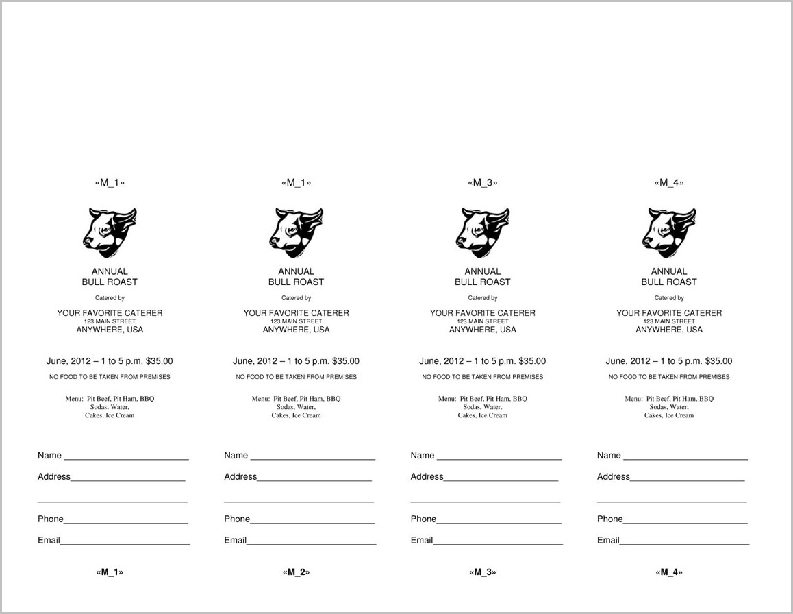 raffle ticket template microsoft word templates 1 resume examples