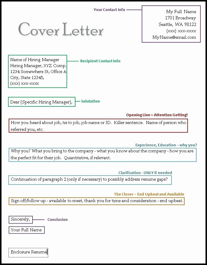 Resume Cover Letter Template Google Docs Examples