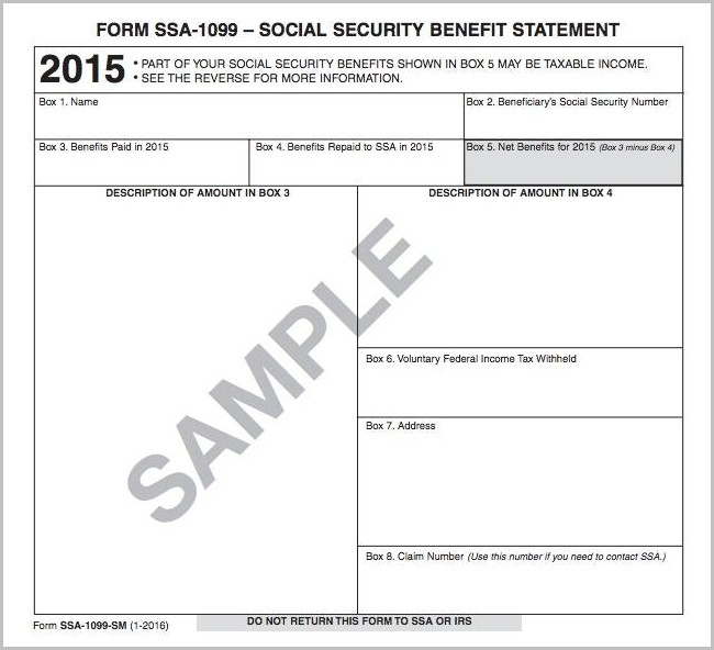 Ssi Application Form For Name Change