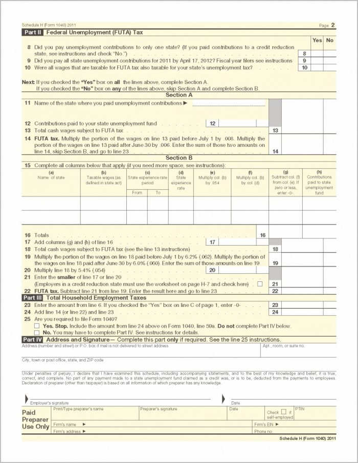 1040ez Estimated Tax Form
