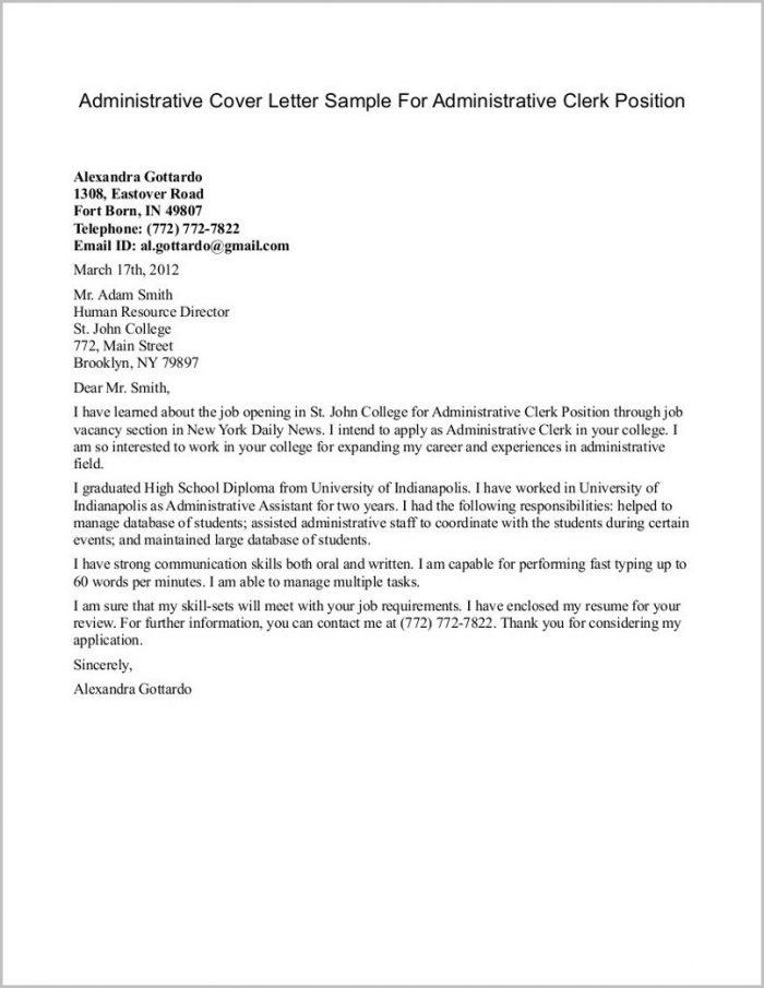 cover letter for apostille cover
