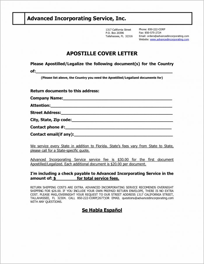 apostille transcripts florida