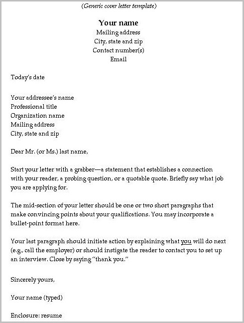 Cover Letter For Babysitting Job Examples