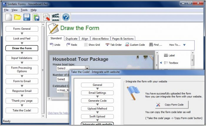 Create Fillable Pdf Form For Website