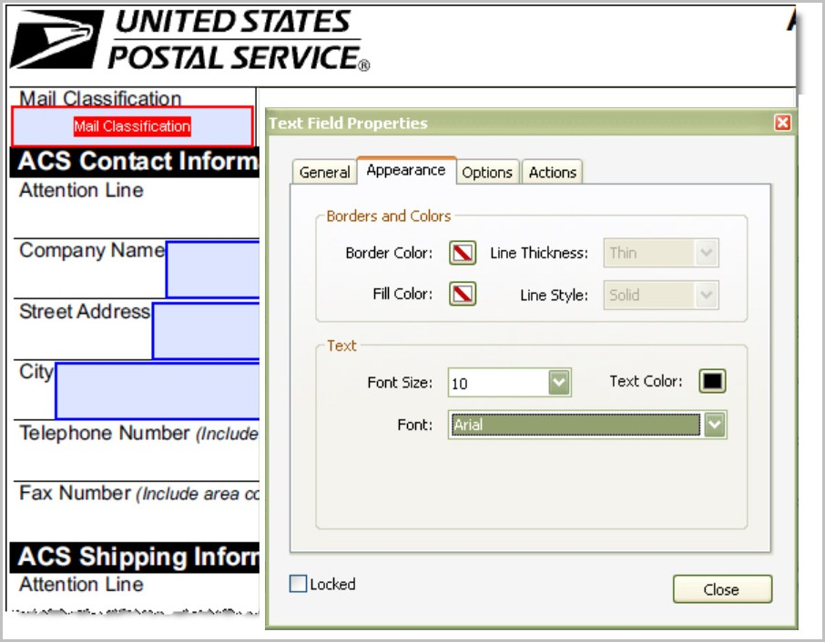 Create Fillable Pdf Forms Adobe Acrobat 8