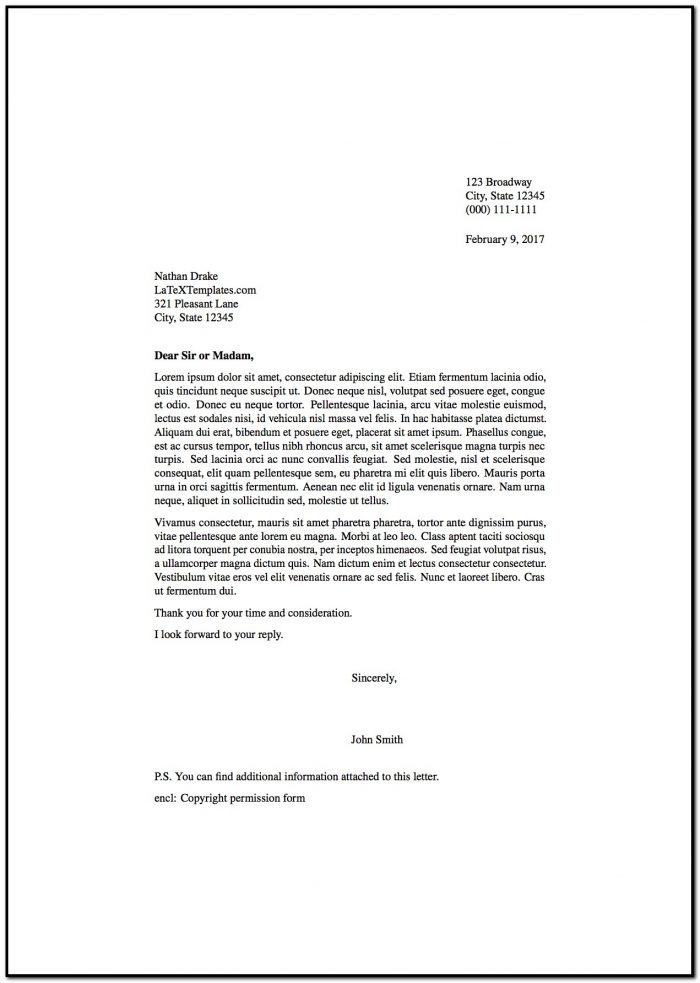 Financial Planner Cover Letter Template