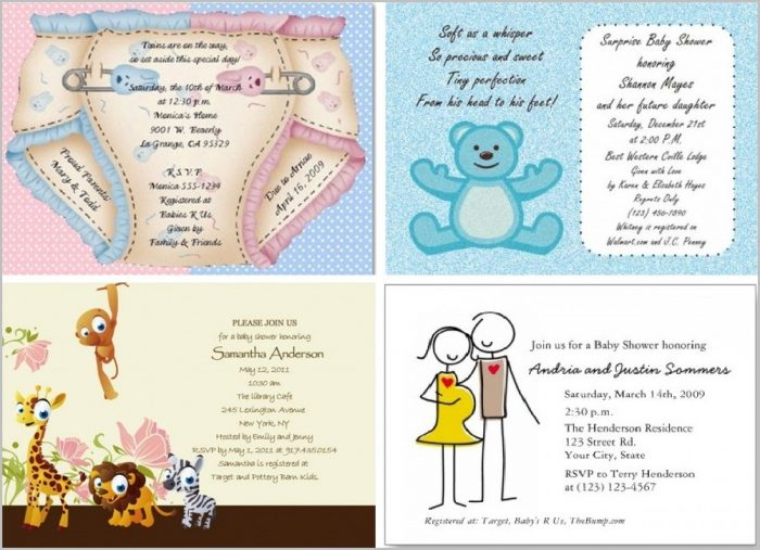 Free Online Invites For Baby Shower