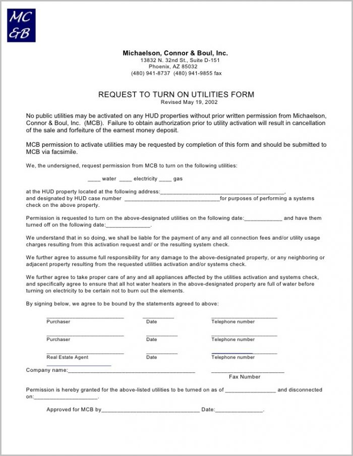 Grant Deed Preparation Request Form