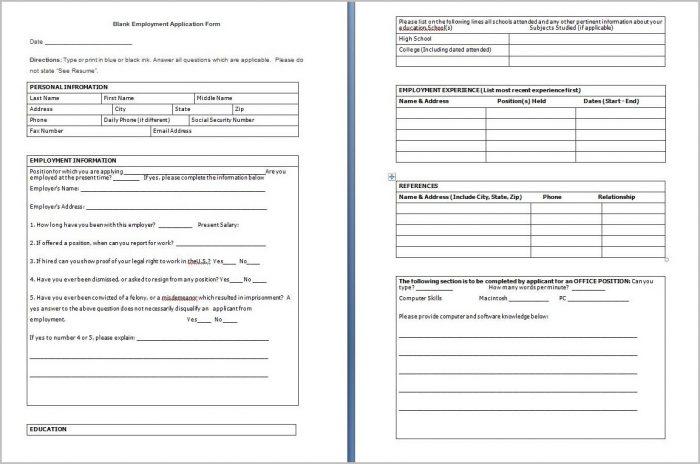 Hibbett Sports Job Application Printable