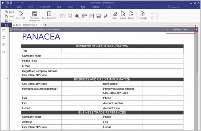 How Do I Create Fillable Pdf Forms In Word