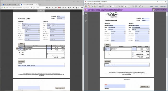 How To Create Fillable Pdf Forms In Acrobat 7