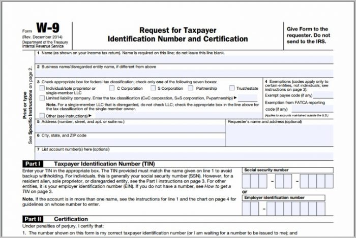 Irs 1099 Form Independent Contractor