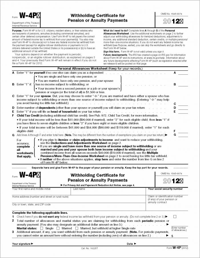 Irs 1099 R Form Instructions