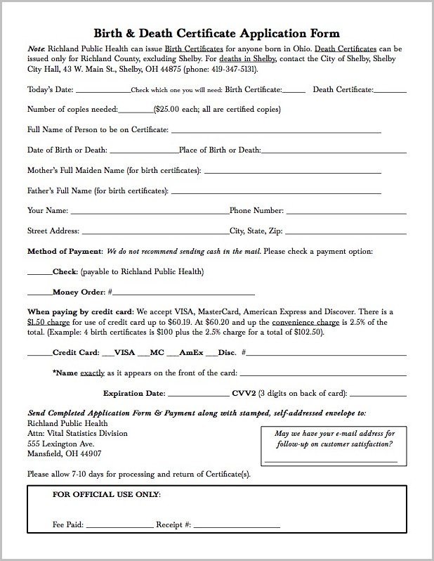 Medicaid Application Form In Texas