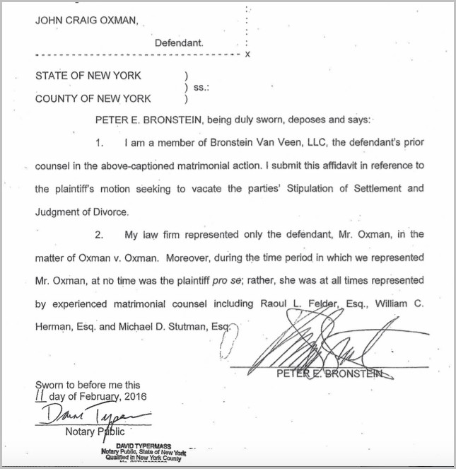 Notice Of Motion To Vacate Judgment Form Ny