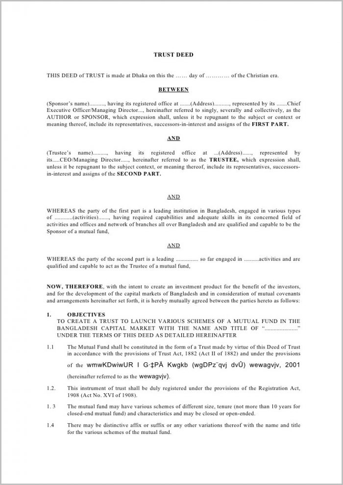 Placer Title Grant Deed Form