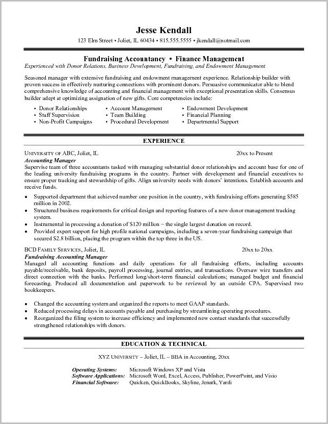 Resume And Cover Letter Keywords