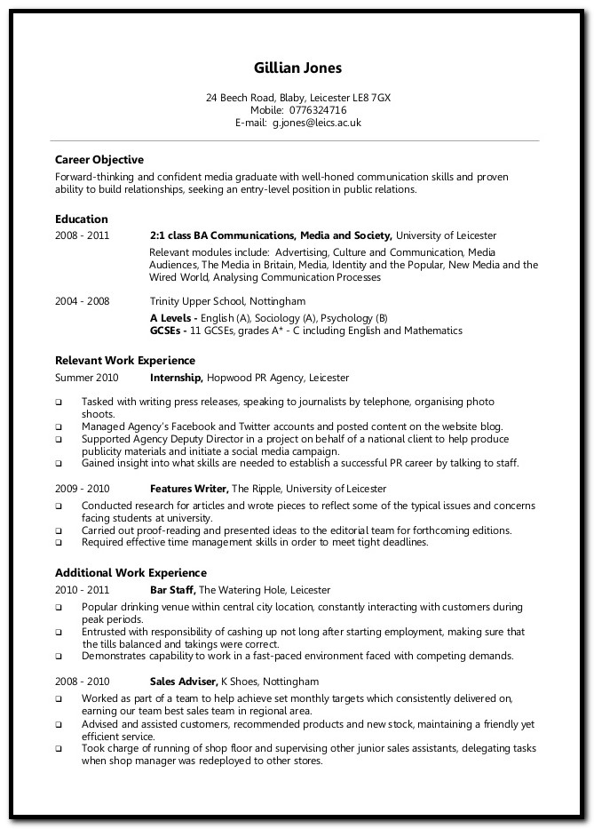 Sample Cover Letter For Assistant Professor Job Application