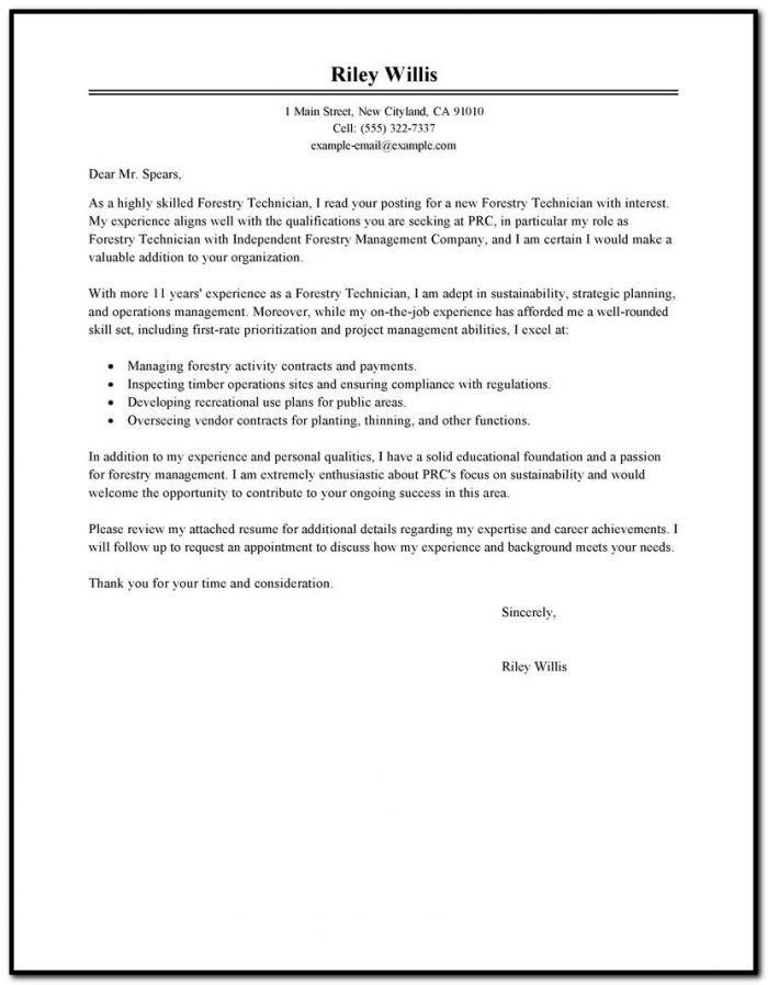 property manager cover letter sample free cover