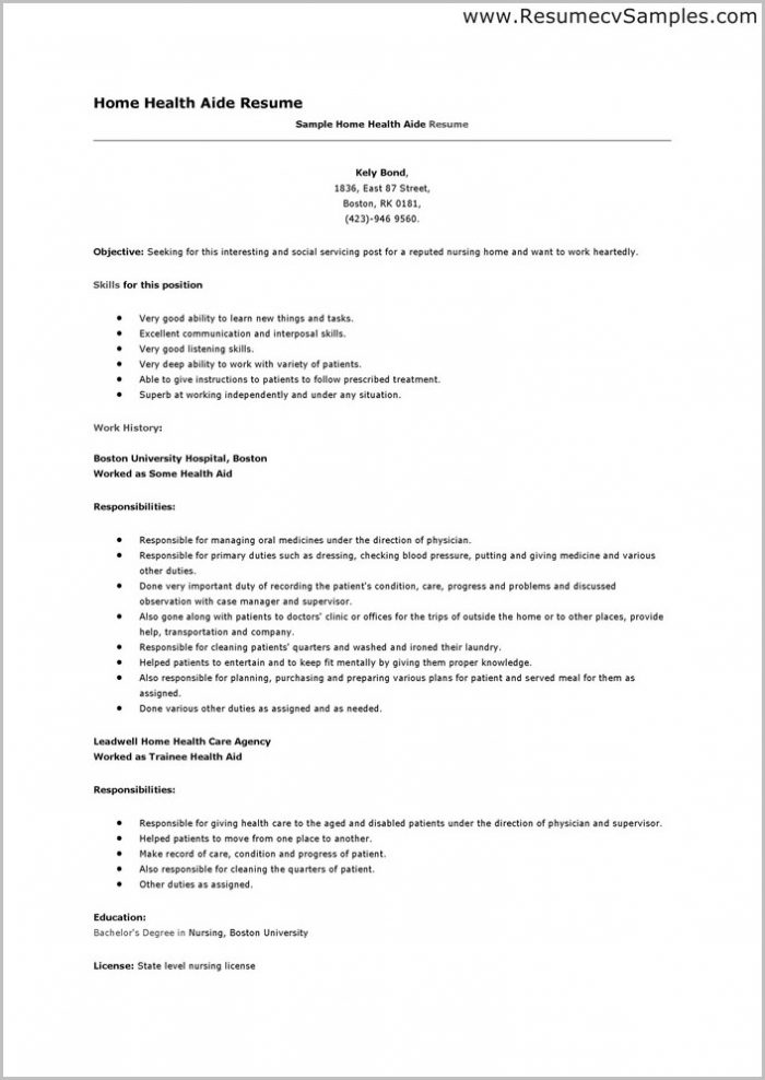 Cover Letter For Stay At Home Mom Returning To Work Sahm Resume With
