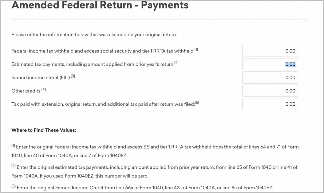Virginia 1040ez Tax Form