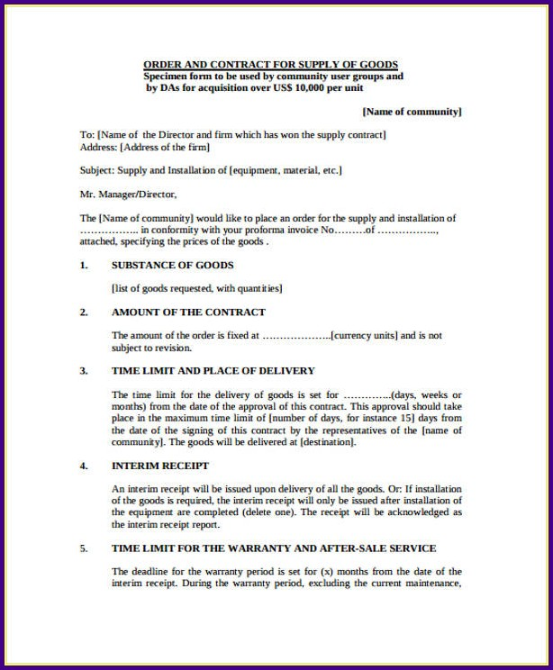 Art Gallery Consignment Agreement Template