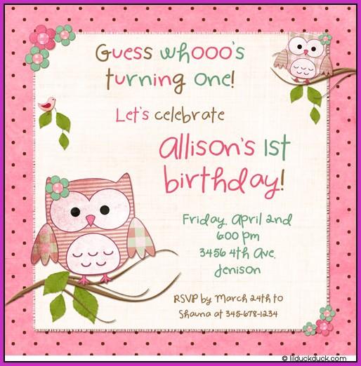 Birthday Invitation Templates App