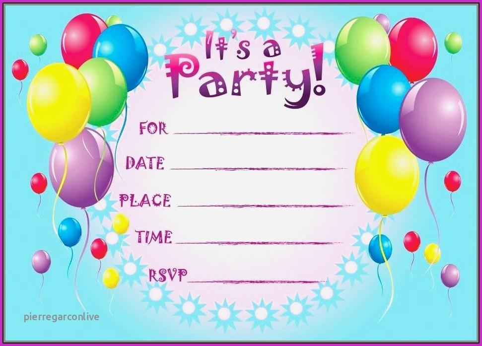 Birthday Invitation Video Maker Online Free