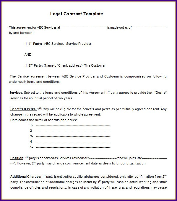 Consignment Agreement Template Free Download
