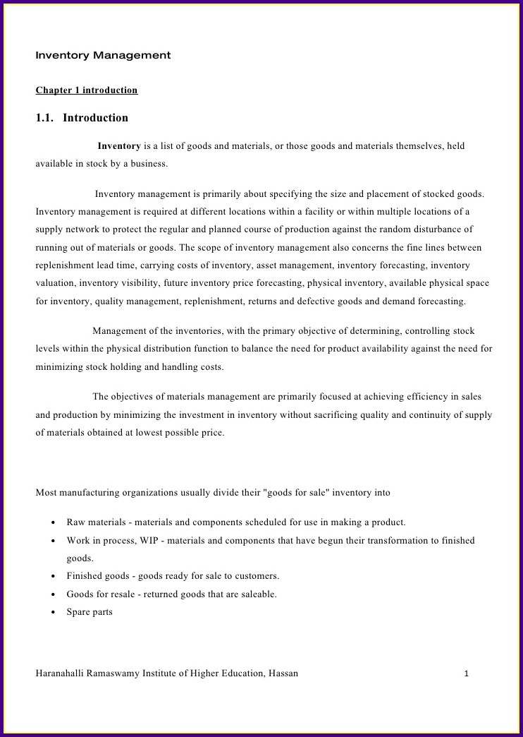 Consignment Agreement Template Word