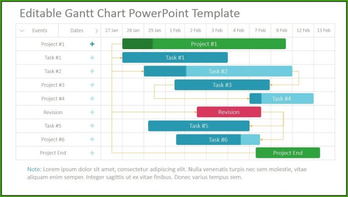 Gantt Chart Timeline Template Excel Templates 1 Resume Examples