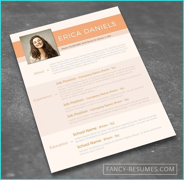 Download Creative Resume Templates Psd