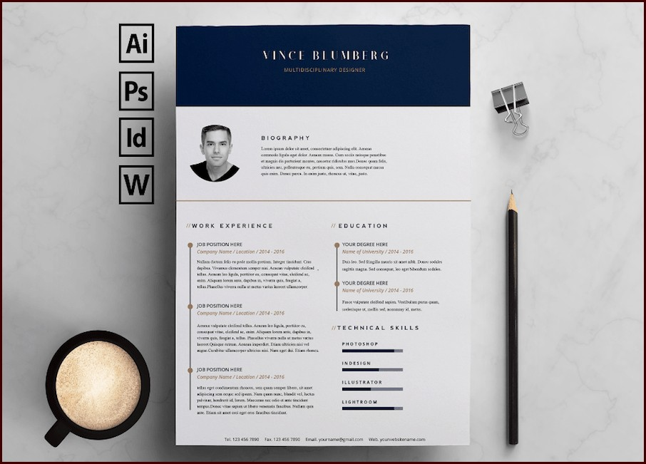 Free Resume Templates Word 2017