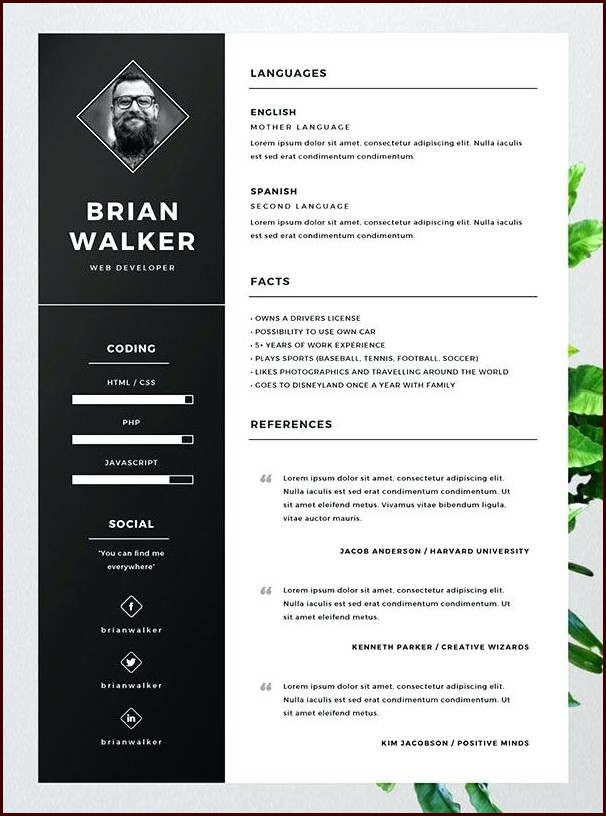 Free Resume Templates Word Download 2018 Templates 1 Resume Examples