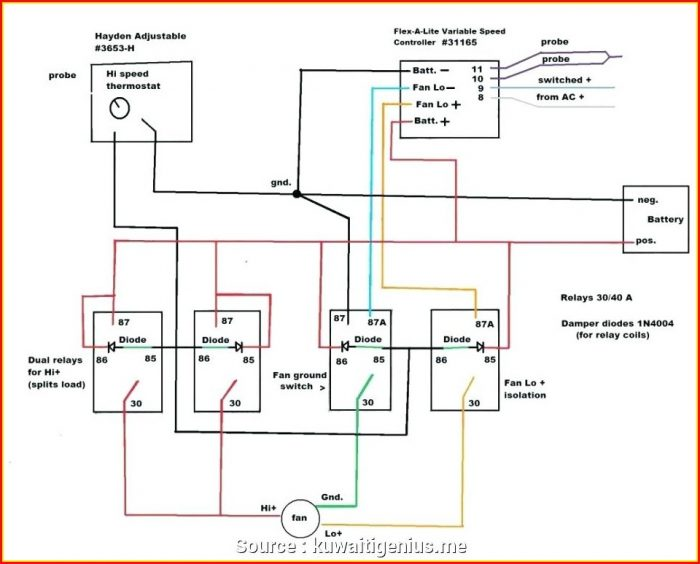 Emerson Ceiling Fan Wiring Diagram