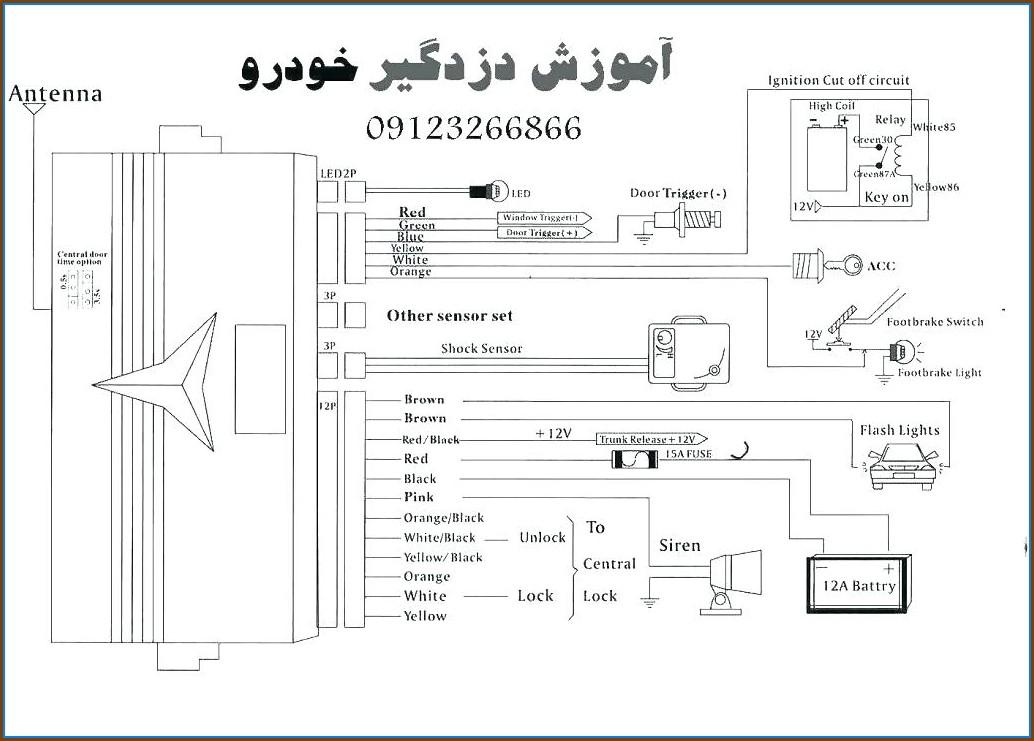Ford Wiring Diagram Symbols