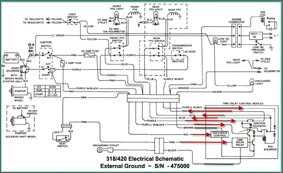 Electrical Wiring Diagram For Home