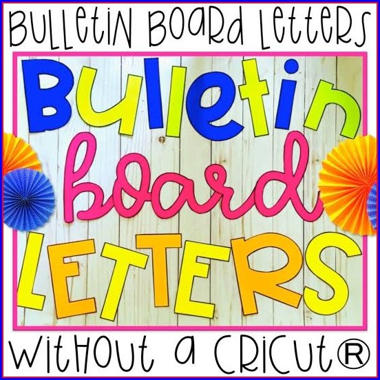 Free Bulletin Board Templates