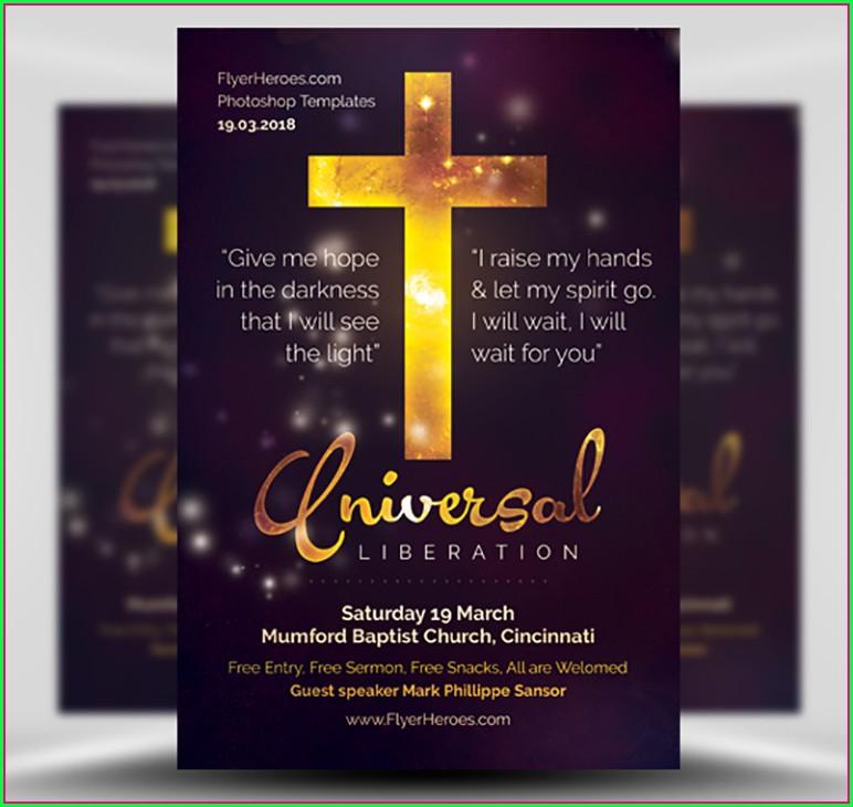 Free Church Flyer Templates