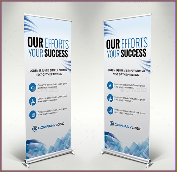 Roller Banner Templates Free