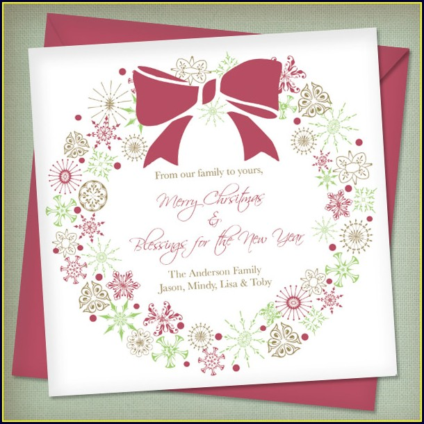 Downloadable Christmas Invitation Templates For Word