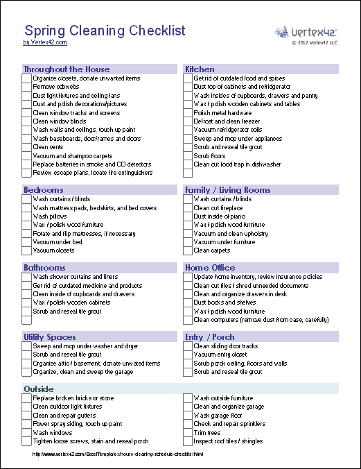 House Cleaning Cleaning Quote Template
