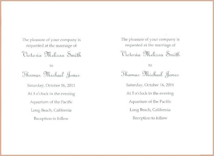 50th Wedding Anniversary Newspaper Announcement Template