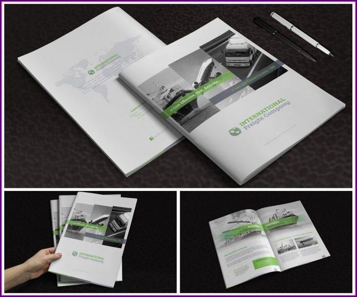 9x12 Pocket Folder Template